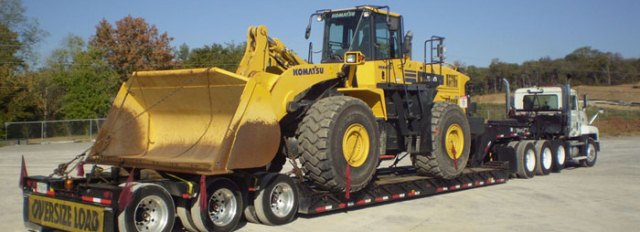 Heavy Equipment Movers