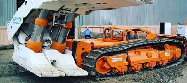 Modern Construction Equipments