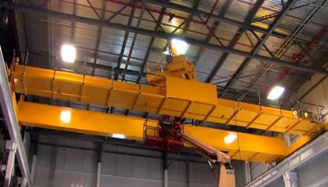 Overhead Crane Lights