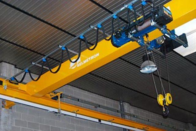 Polipastos Electricos de Cable