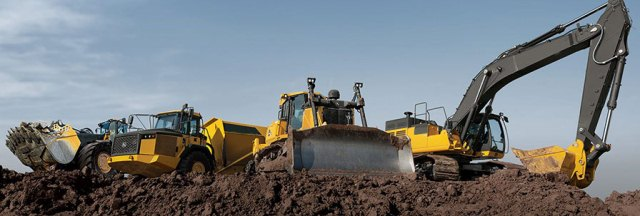 Types of Heavy Equipment