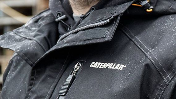 Caterpillar winter jacket