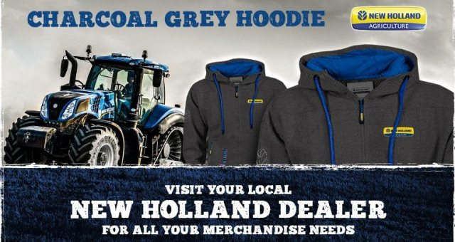 New Holland Clothing