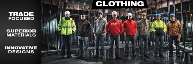 construction clothing