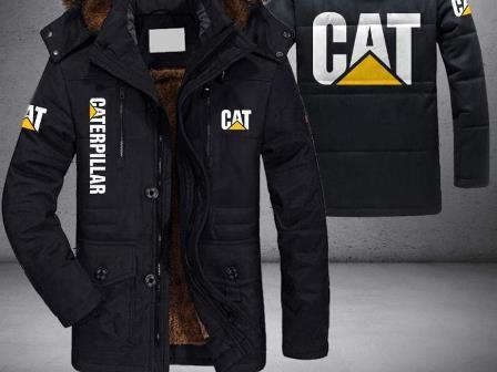Caterpillar work jacket