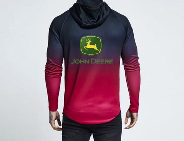 John Deere Long Sleeve Shirts