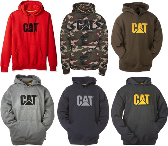 Caterpillar apparel