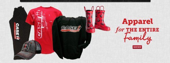 international harvester clothing