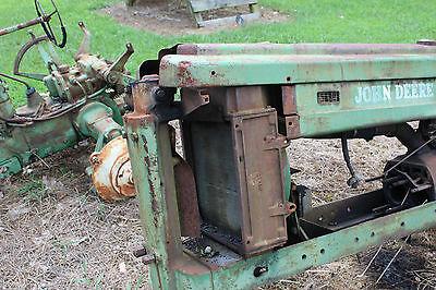 Antique John Deere Tractors