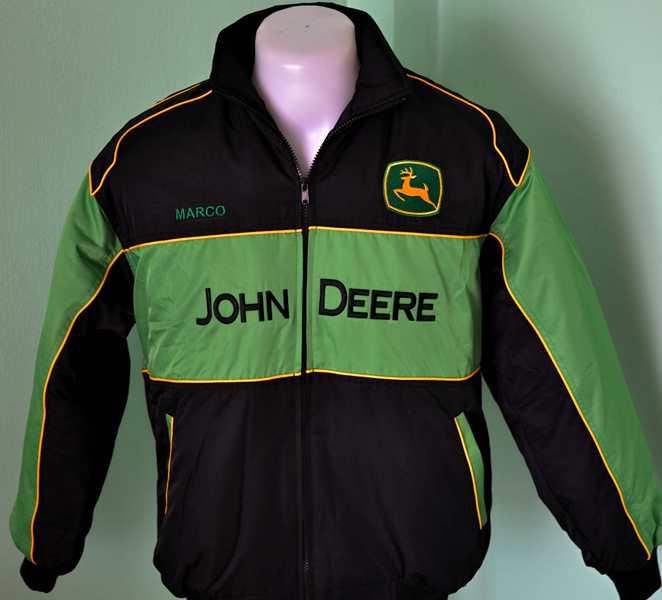 John Deere Jackets