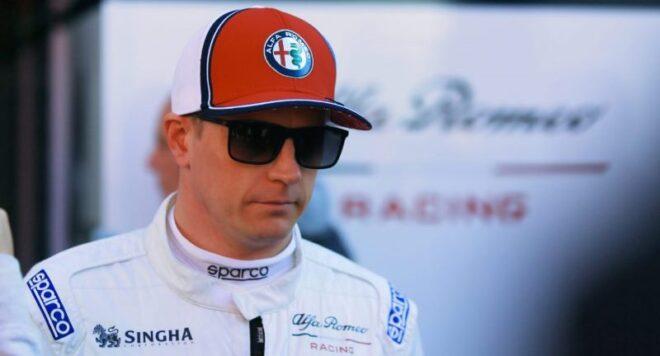 Kimi Raikkonen alfa Romeo hat