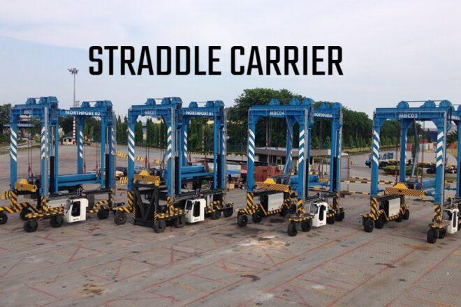 Straddle Carrier