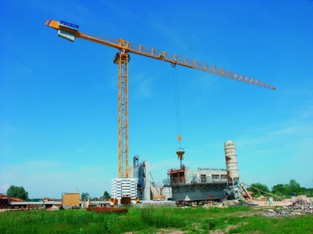 Tower Crane Specifications