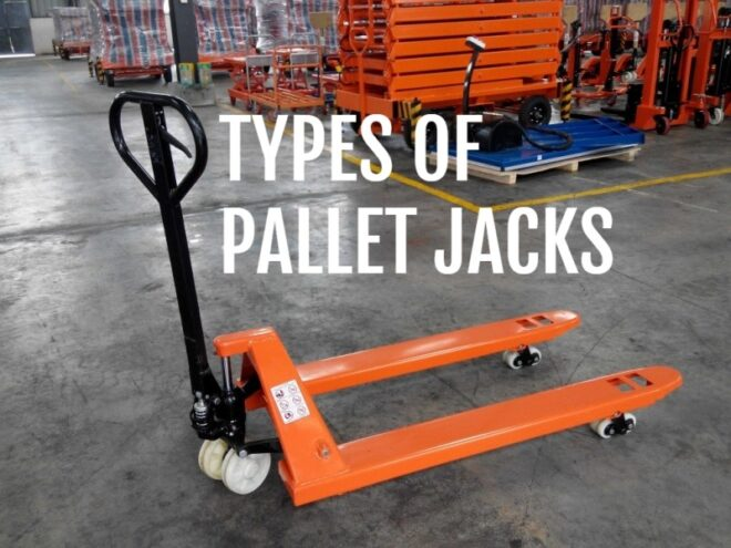 Types of Pallet Jacks