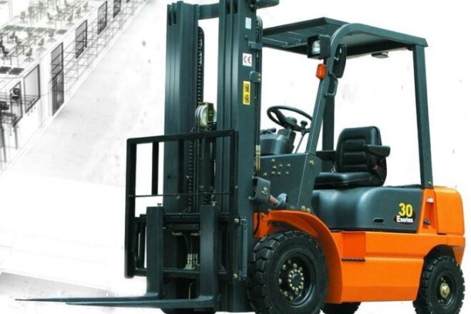 Best forklift brands