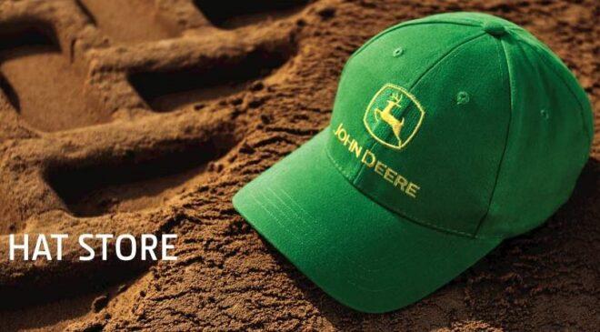 John Deere Hats for sale