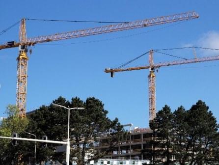 Tower Crane Foundation