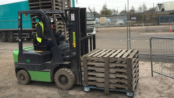 Forklift Weight