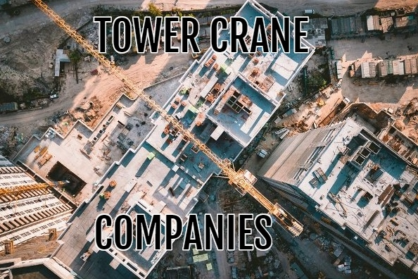 Tower Crane Companies In Us And Canada Construction Cranes