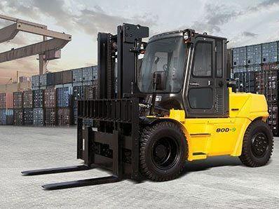 Forklift Purchase