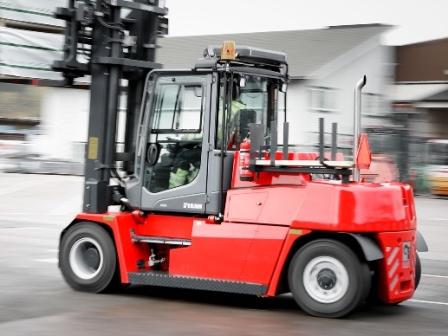 Buy New Forklift