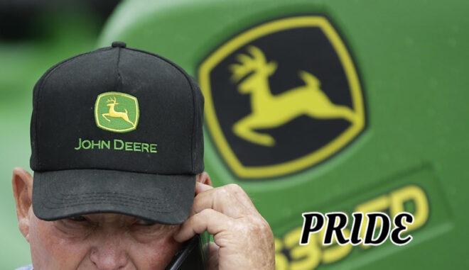 John Deere Snapback Hats