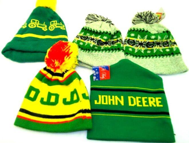 John Deere Winter Hat, camouflage trapper hat, Canvas trapper hat