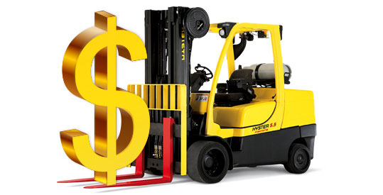 NEW FORKLIFT PRICE how much does a forklift cost? forklift ...