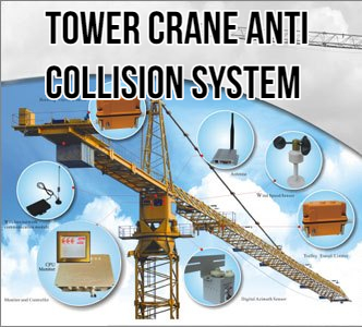 Tower Crane anti collision System