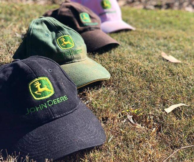 Vintage John Deere Hat, vintage baseball caps, old style baseball hats