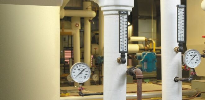 Industrial Digital Thermometer