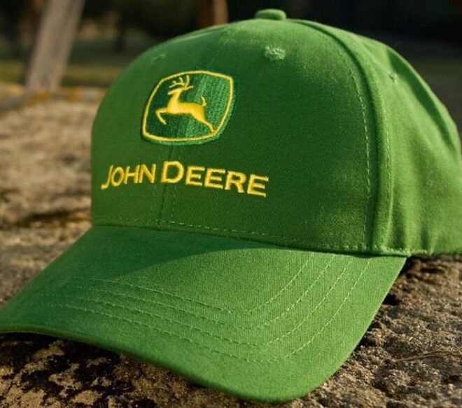 John Deere 100th Anniversary Hat