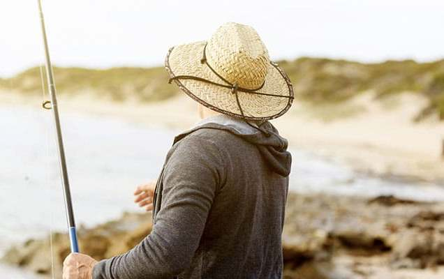 John Deere bucket hat