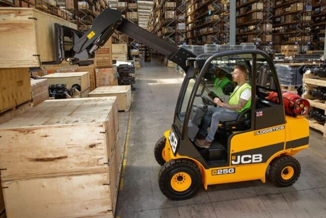 How to get Forklift Certified