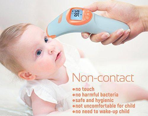 Are Non contact Thermometers Accurate