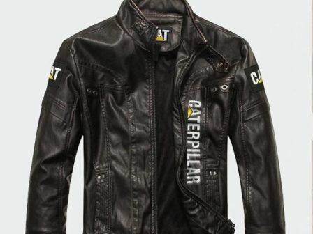 Caterpillar bomber jacket
