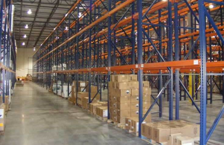 Warehouse racking codes