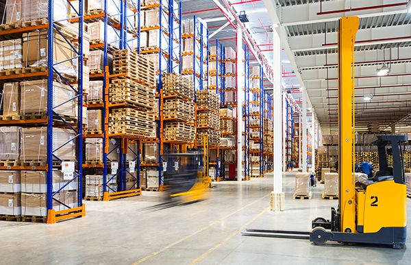 Warehouse Racking Design