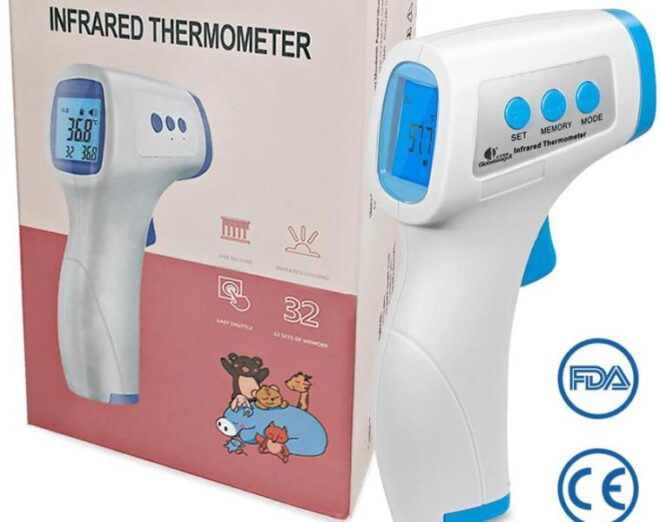 infrared thermometer made in usa