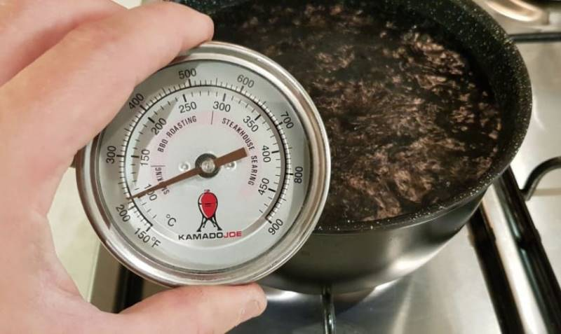 An easy way to Calibrate your Thermometer