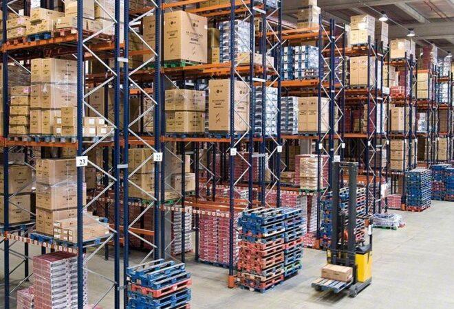 Storage Pallet Rack