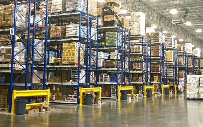 Types of Racks in Warehouse
