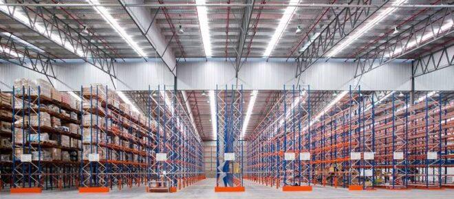 Types of Racks in Warehouse