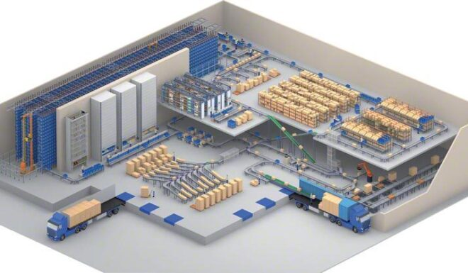 Warehouse Layout Design