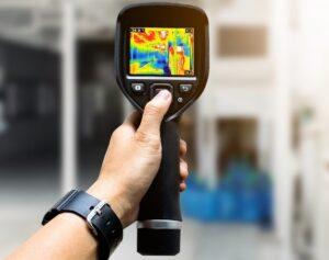 Body Temperature Camera System