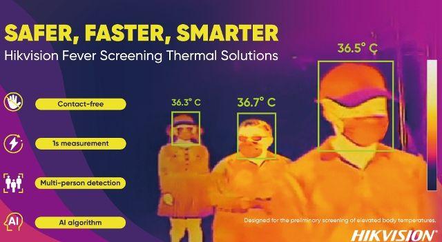 Body Temperature Detector