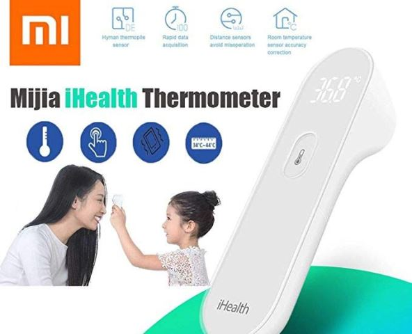 IHealth Thermometer Reviews