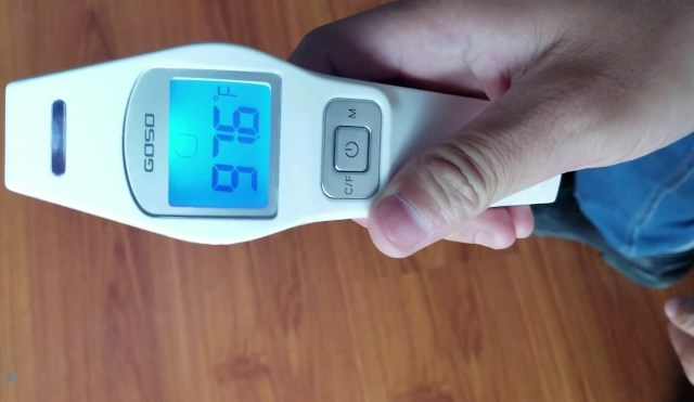 FDA Approved Infrared Thermometer