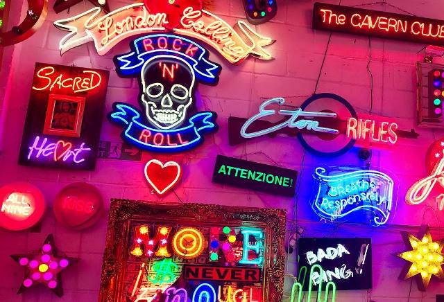 Affordable Neon Signs