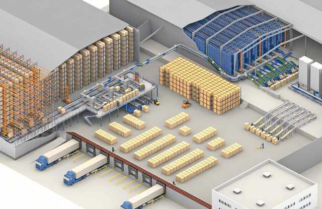 Warehouse Layout Strategy